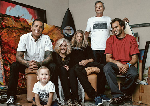 The Fletchers - Julian Schnabel - Humanity Magazine