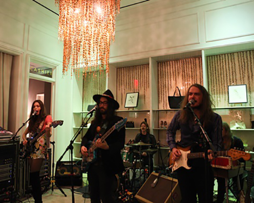 Charlotte Kemp Muhl, Sean Lennon, Ghost of a Saber Tooth Tiger