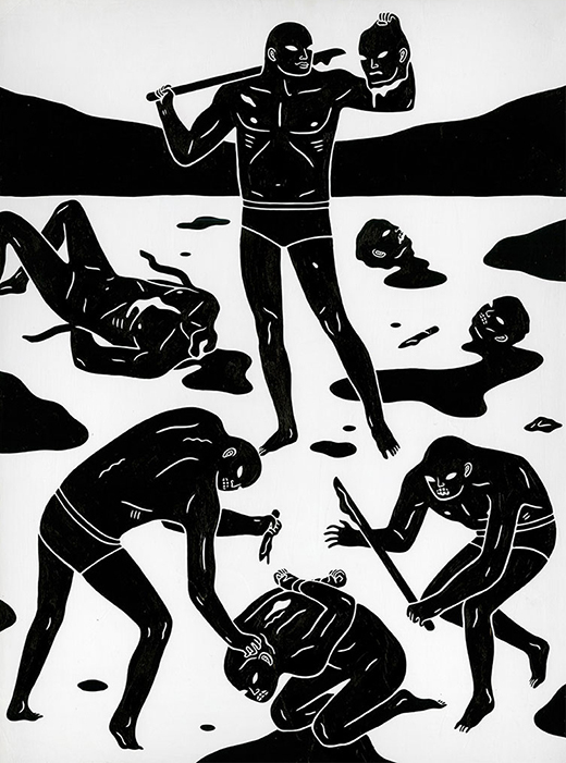Cleon Peterson SI #1