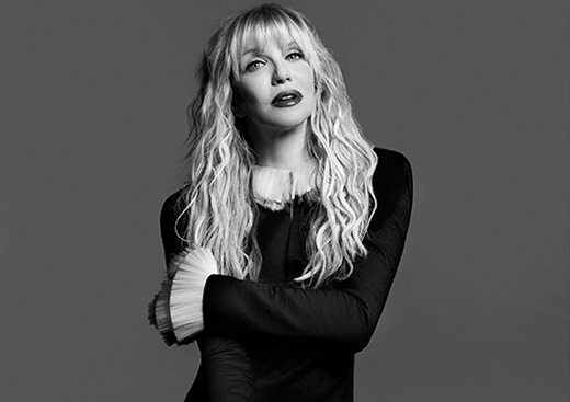 Courtney Love - Humanity Magazine