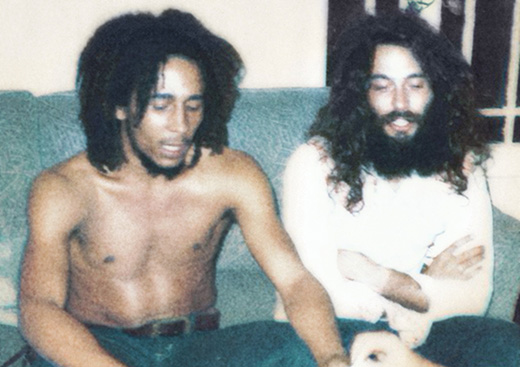 bob marley and lee jaffe feature
