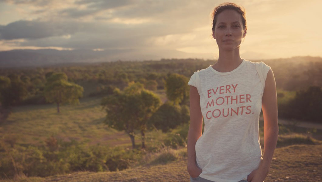 Christy Turlington Burns - Humanity