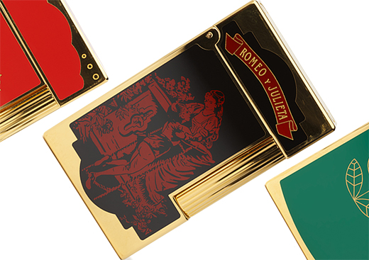 S.T. Dupont Lighters - Jerome Dehan - Humanity Magazine