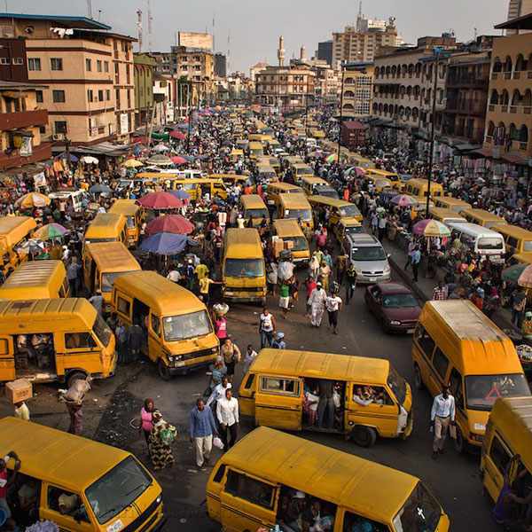 My Lagos - Robin Hammond - Citizens of Humanity