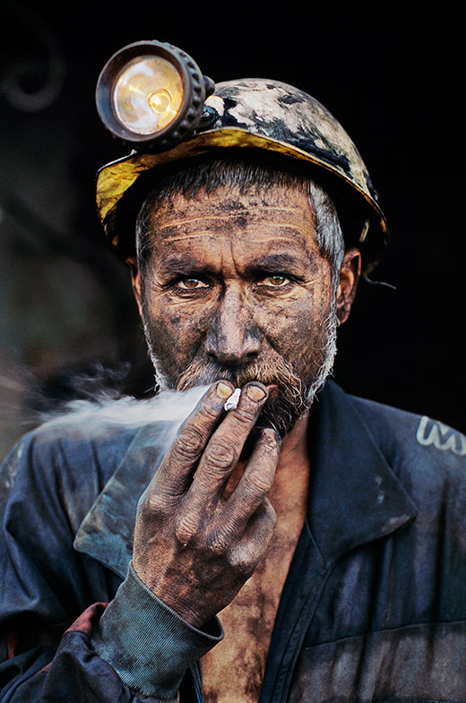Steve McCurry - Humanity Magazine