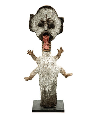 Sculptures by David Bailey - HUMANITY Magazine